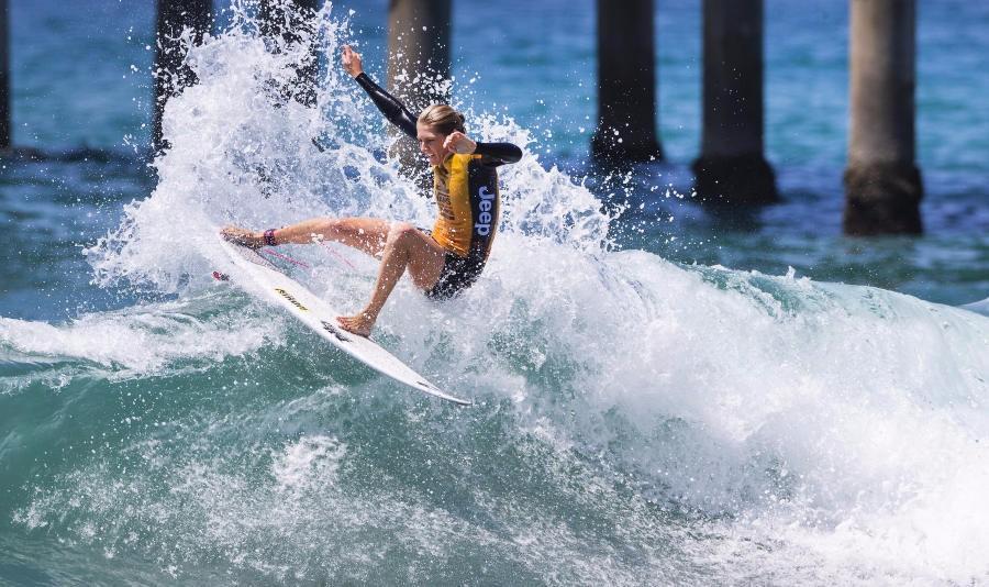 aef094484b World Surf League  2018 Vans US Open of Surfing Kicks Off at ...