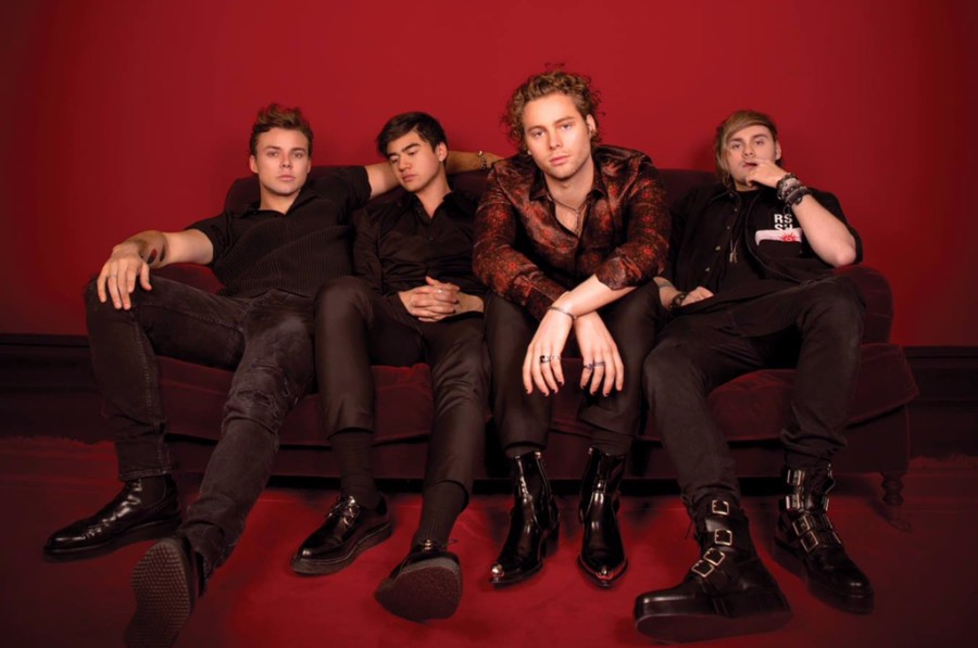 5 Seconds Of Summer Premieres New Music For Youngblood