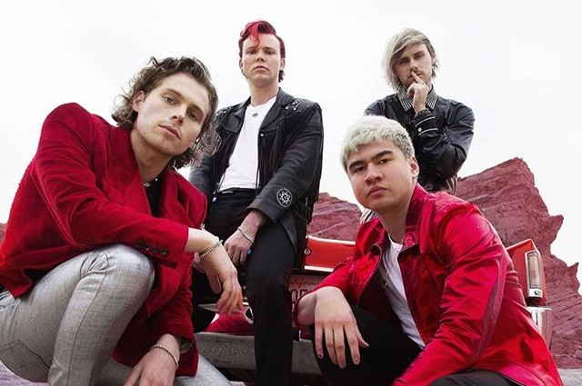 """5 Seconds Of Summer Unveils New Song """"Easier"""" - pm studio"""