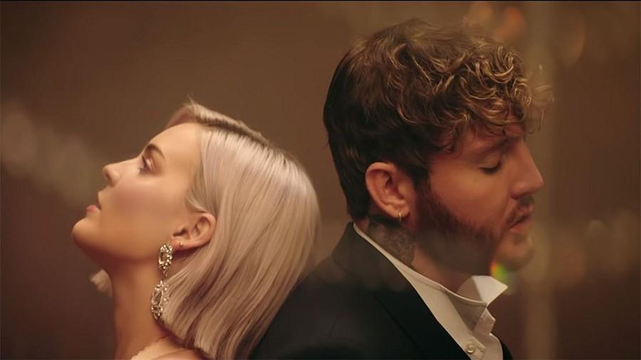 Anne-Marie & James Arthur Premiere New Music Video for