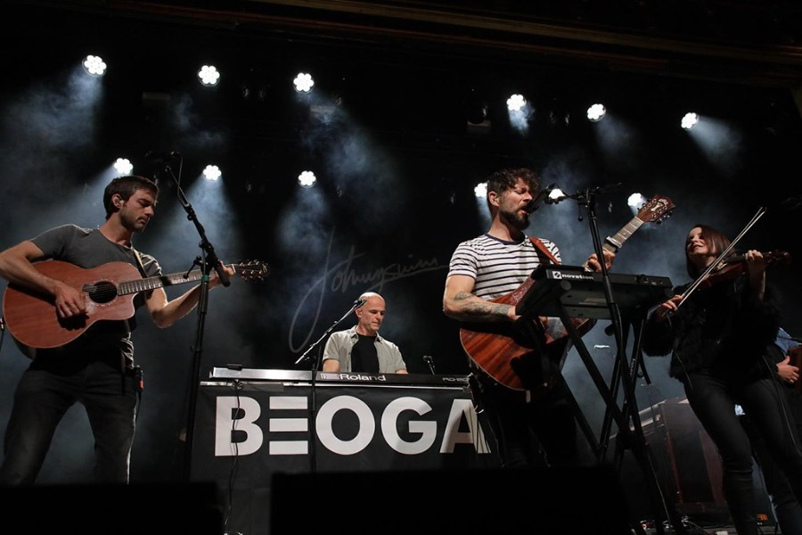 "Beoga Releases New Song ""Let You Go"" featuring Anderson East - pm"