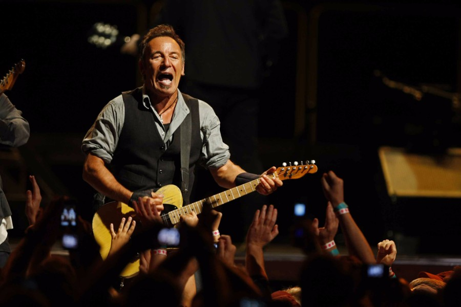 Dancing In The Dark by Bruce Springsteen - Songfacts