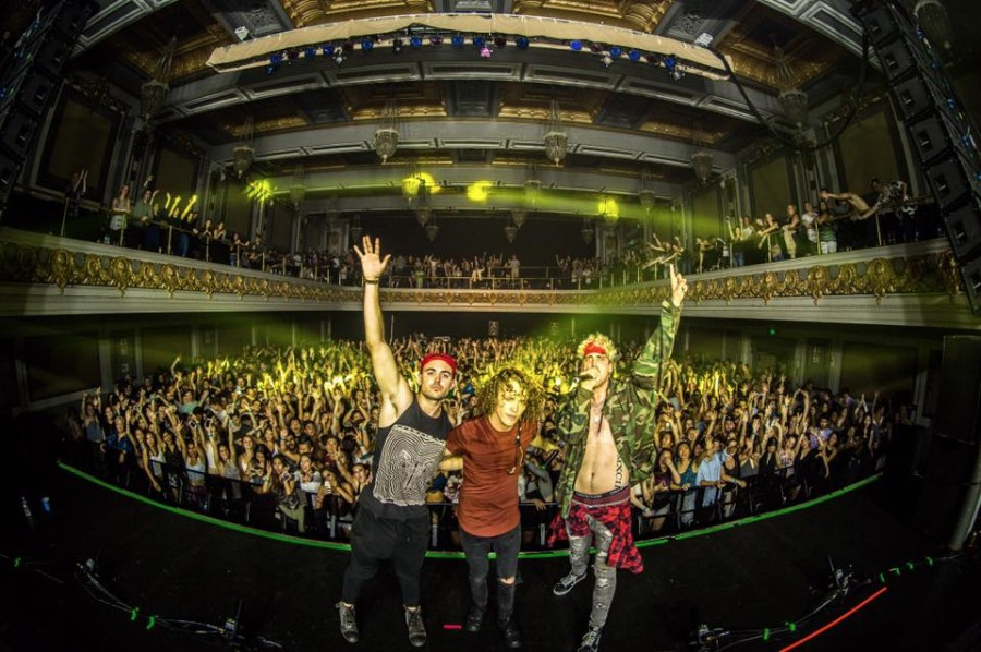 "<b>Cheat Codes</b> Premieres New Song ""Queen Elizabeth"" - pm studio world ..."
