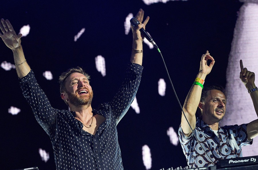 "David Guetta Teams Up with Martin Solveig for New Song ""Thing For"