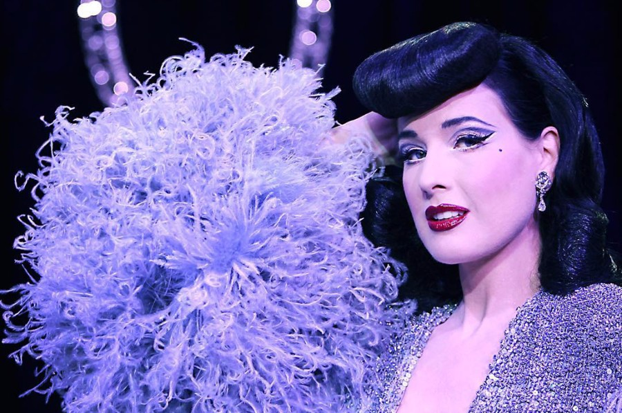 bceefb94109 The American burlesque dancer and modern icon Dita Von Teese announced the  release date of her upcoming self-titled debut album. It is set to be  released in ...