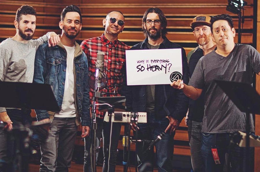 Linkin Park The Hunting Party Tour Song List
