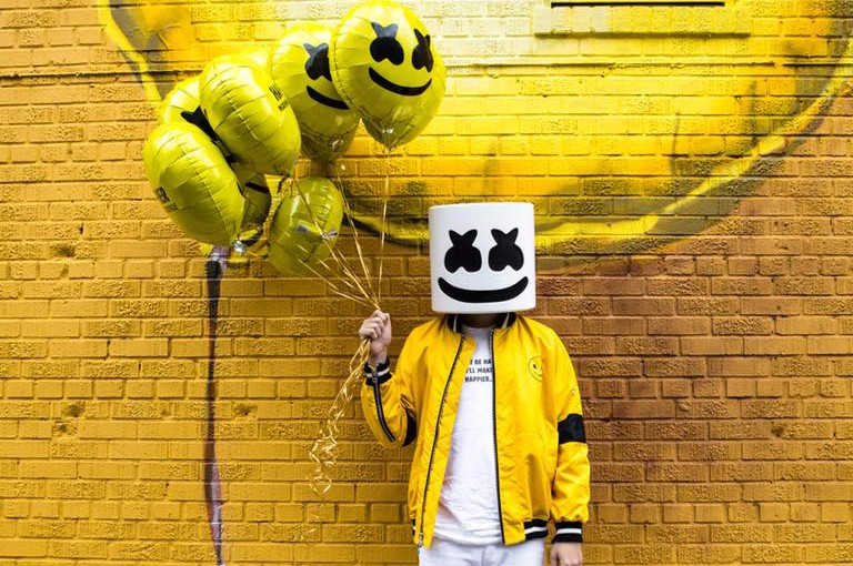 """Marshmello Premieres New Muisc Video for """"Happier"""" featuring"""