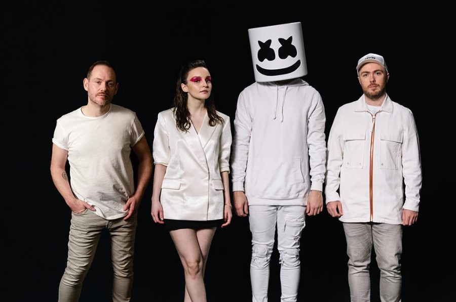 """Marshmello Premieres New Song """"Here With Me"""" featuring"""