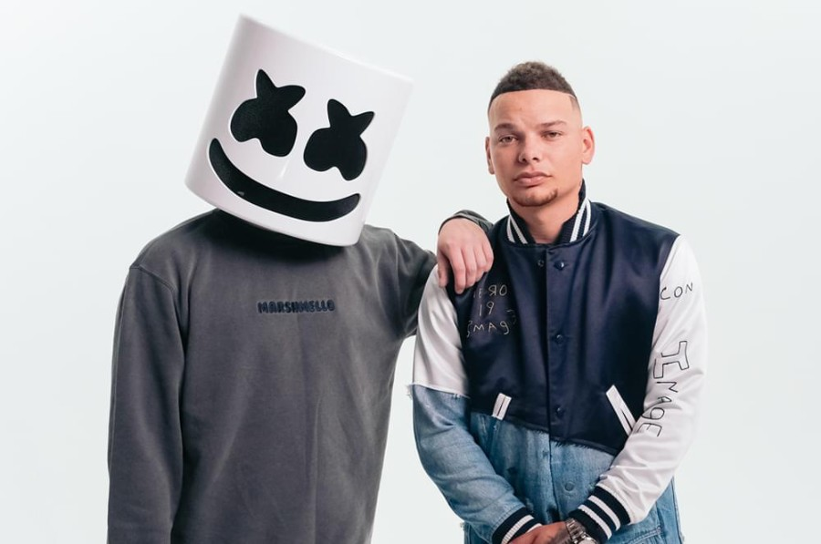 """Marshmello & Kane Brown Share New Music Video for """"One Thing Right"""