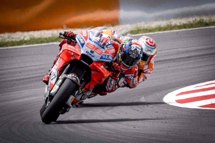 Motogp Catalunya Back To Back Ducati Wins For Dominant Jorge