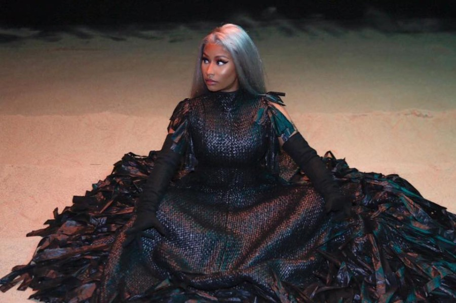 Nicki Minaj Premieres Two New Songs Barbie Drip And Barbie Goin