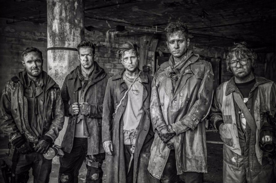 """OneRepublic Premieres New Music Video for """"Start Again"""