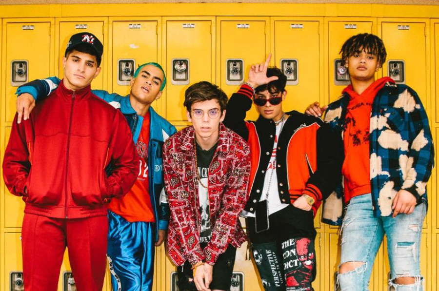 """PRETTYMUCH Teams Up With Lil Tjay for New Song """"Lying"""" - pm"""
