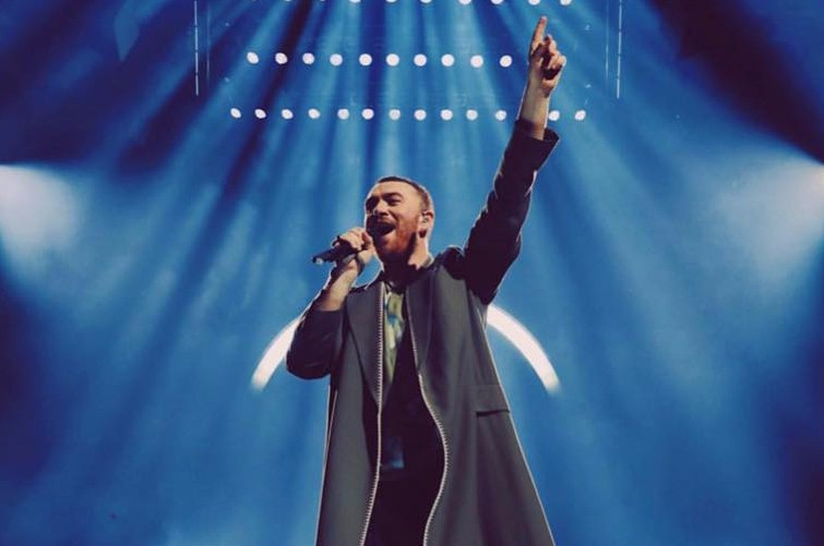 "Sam Smith Premieres New Music Video for ""Pray"" featuring"