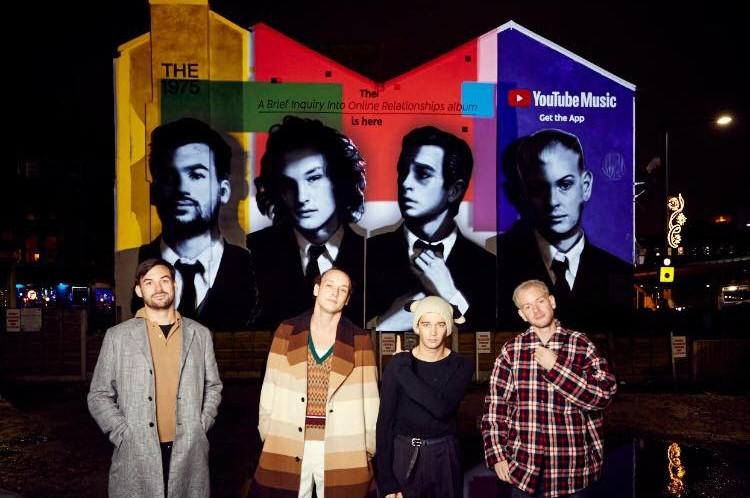 The 1975 Releases New Album A Brief Inquiry Into Online