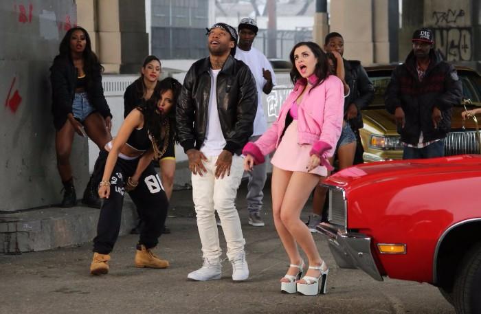 NEW VIDEO: .@TyDollaSign, @Tinashe & @charli_xcx - Drop